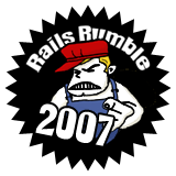 Logo do RailsRumble