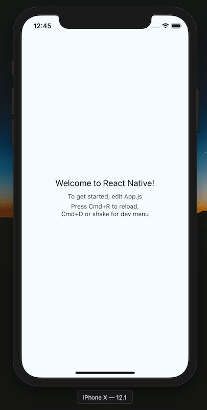 Setting up React Native on macOS Mojave - Nando Vieira