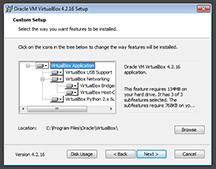 Instalando o VirtualBox