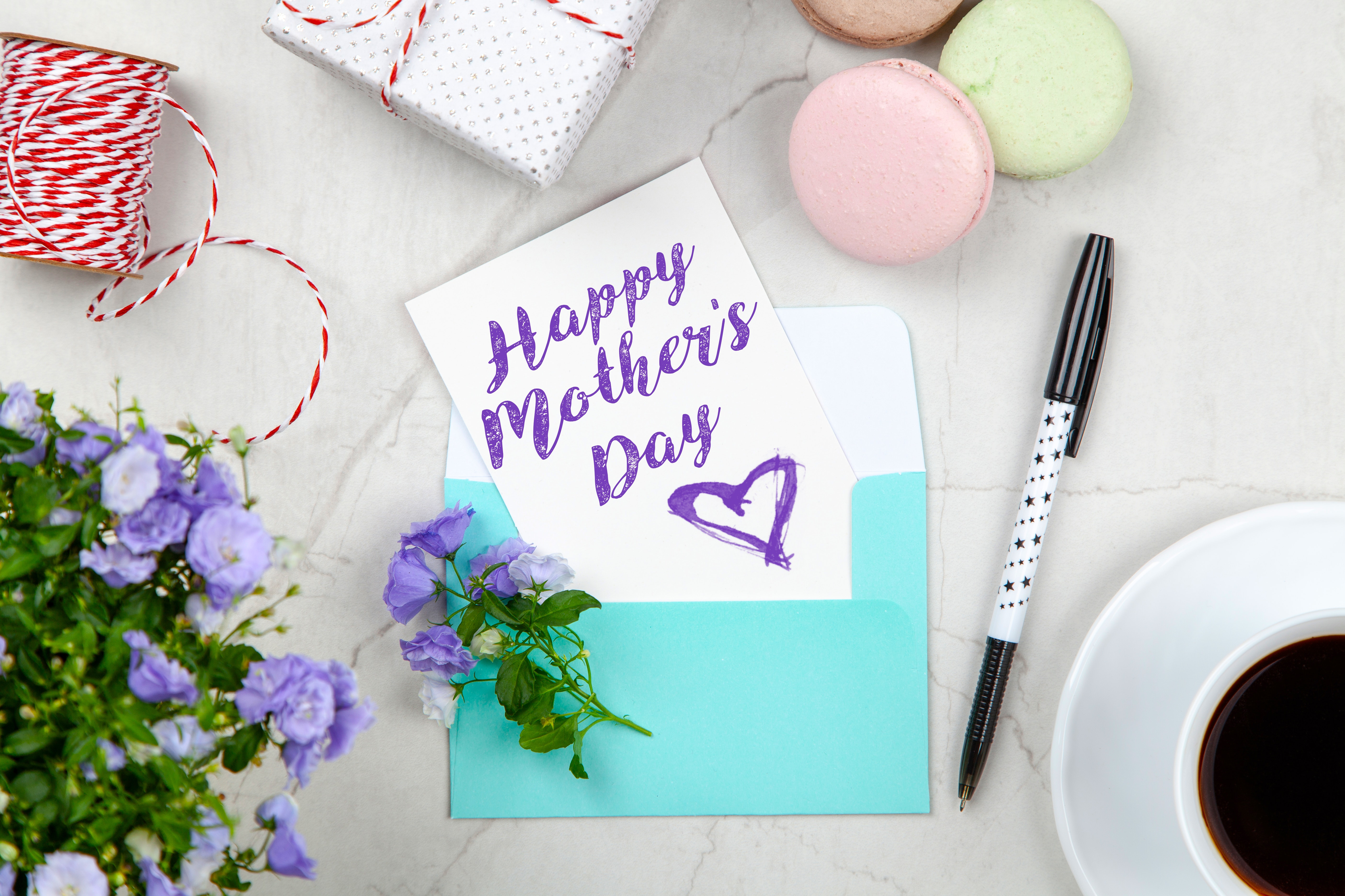 Mother's Day Mom News And More About May!