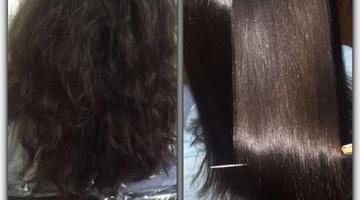 Кератиновое выпрямление портит волосы?