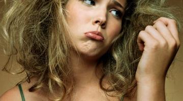 Что делать, если волосы перестали радовать глаз?
