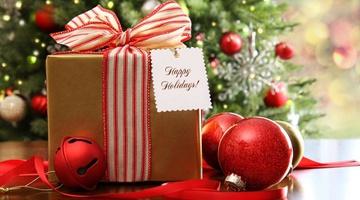 Новогодние подарки по уходу за телом от Napura
