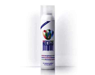 RELOAD - Detangling Balm in Spray™ Спрей для волос, моментальная мягкость и блеск, 300 мл