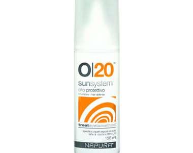 O20 SUN SYSTEM™ Защитное масло-спрей