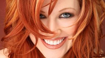 Шампунь для рыжих волос Napura