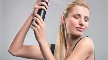 Как выбрать для себя сухой лак для волос?