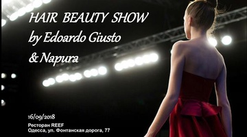 Hair Beauty Show by Edoardo Giusto & Napura