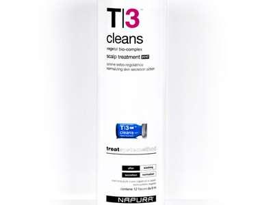 T3 Cleans Post™ Ампулы Лечение сального баланса кожи, 12 ампул