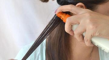 Спрей для волос, моментальная мягкость и блеск
