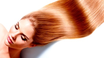 Серия для волос в летнее время года