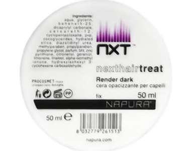 NXT Render Dark Wax™ Воск ультра-фиксирующий с матовым эффектом, 50 мл