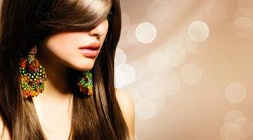 Моментальная мягкость и блеск для ваших волос к новогодней ночи