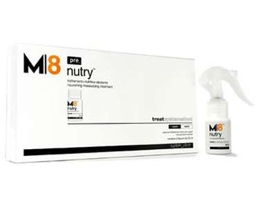 M8 Nutry™ Pre Спрей Питание и увлажнение для очень сухих волос, 30 флаконов