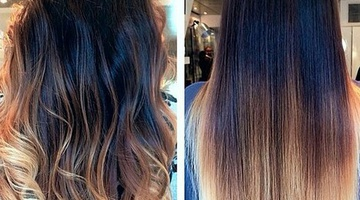 Уход за прямыми и вьющимися волосами от компании Napura