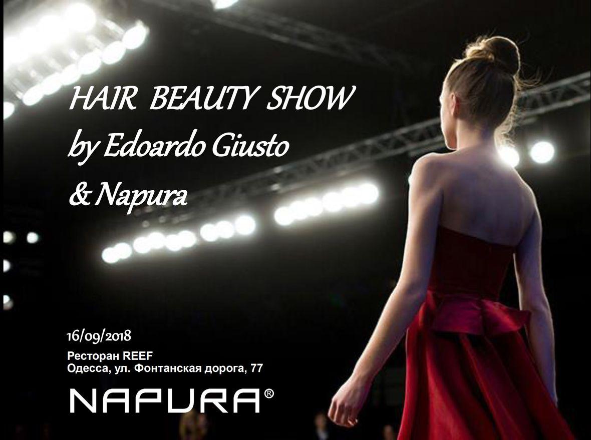 Hair Beauty Show by Edoardo Giusto & Napura   Компания NAPURA