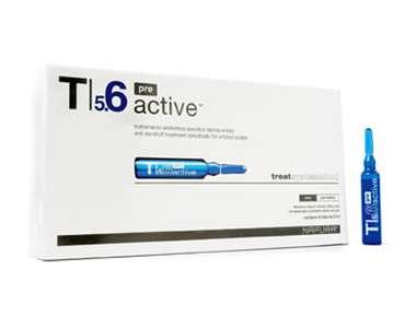 T5.6 Activ™ Pre Против перхоти для раздраженной кожи, 12 ампул