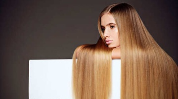 Супер способы сделать волосы идеально гладкими