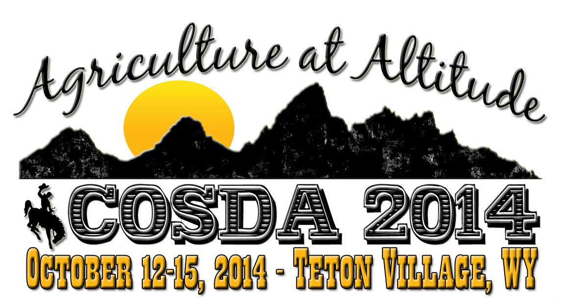 2014 COSDA Annual Meeting Logo