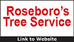 Website for Roseboro's Tree Works