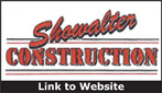 Website for Showalter Construction, Inc.