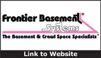 Website for Frontier Basement Systems