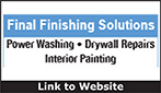 Website for Final Finishing Solutions