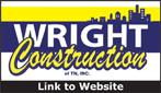 Website for Wright Construction of Tennessee, Inc.