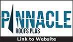Website for Pinnacle Roofs Plus, LLC