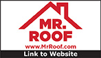 Website for Mr. Roof Nashville, LLC