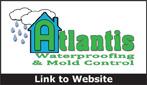 Website for Atlantis Waterproofing
