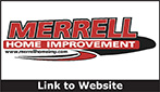 Website for Merrell Home Improvements