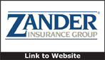 Website for Zander Insurance Group