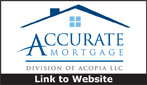 Website for Accurate Mortgage
