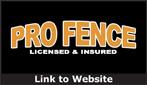 Website for Pro Fence
