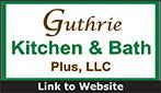 Website for Guthrie Kitchen and Bath Plus, LLC