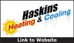 Website for Haskins Heating & Cooling