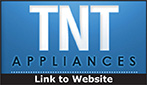 Website for TNT Appliance & Service