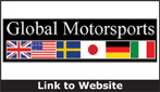 Website for Global Motorsports, Inc.
