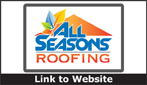 Website for All Seasons Roofing