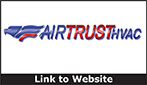 Website for Air Trust HVAC