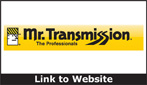 Website for Mr. Transmission