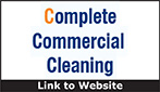 Website for Complete Commercial Cleaning