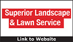 Website for Superior Landscaping & Lawn Service