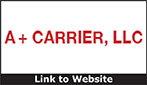 Website for A Plus Carrier, LLC