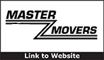 Website for Master Movers, LLC