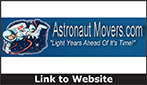 Website for Astronaut Movers, LLC