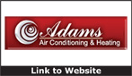 Website for Adams Air Conditioning & Heating, Inc.