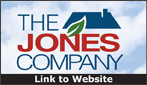 Website for The Jones Company of Tennessee, LLC
