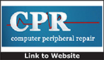 Website for CPR - Computer Peripheral Repair